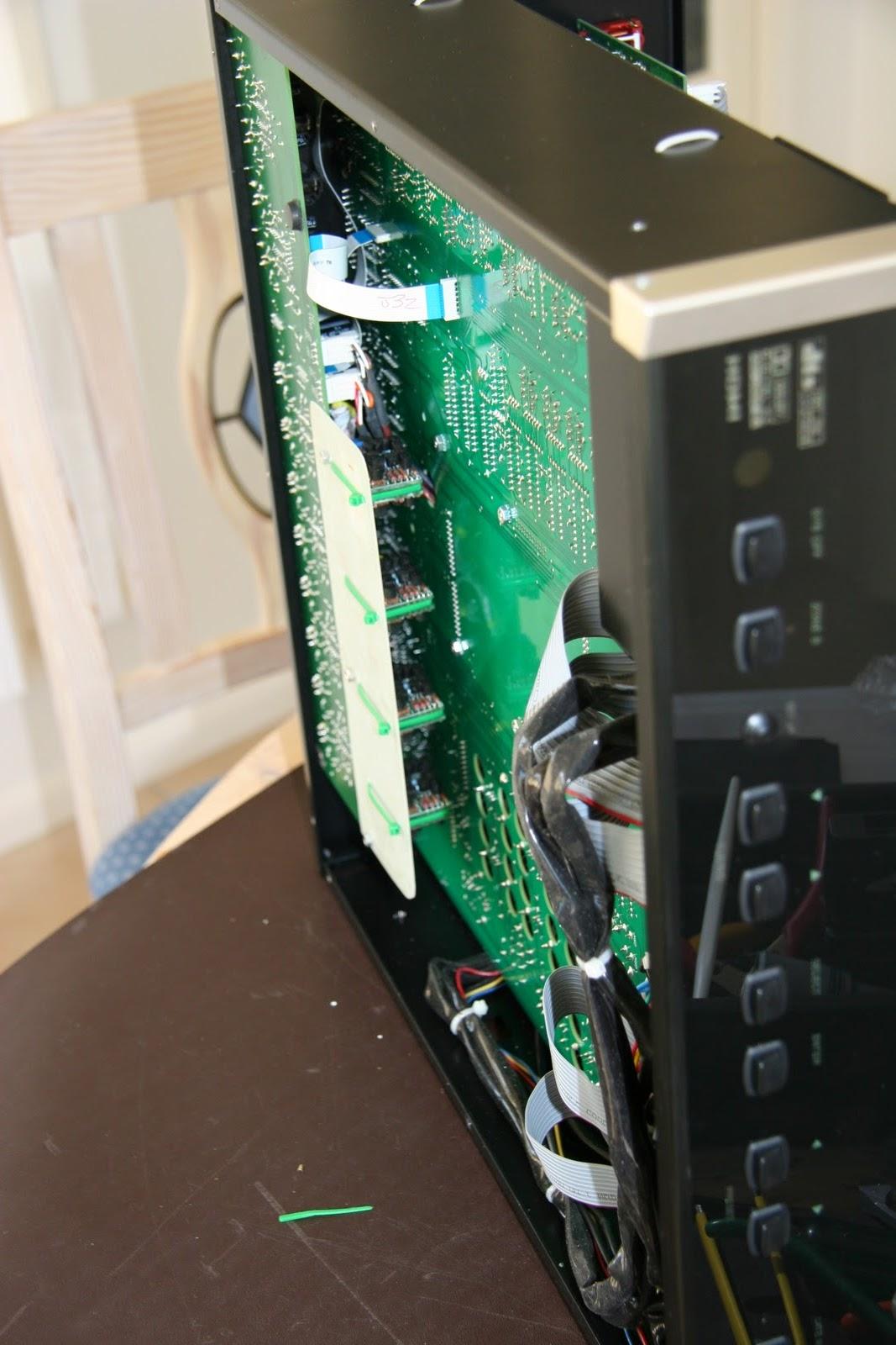 McIntosh MX-136 discrete opamp