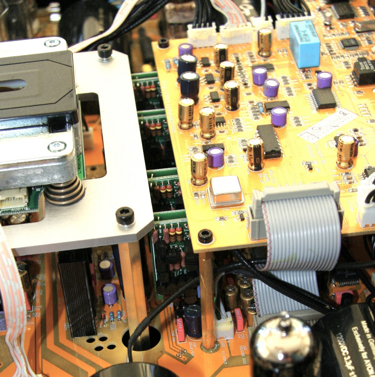 Upgrading Op Amps In Audio Equipment Texas Instruments Lm358 Dual Amp Dip Ic Design Kit 1410 Nightfire Electronics