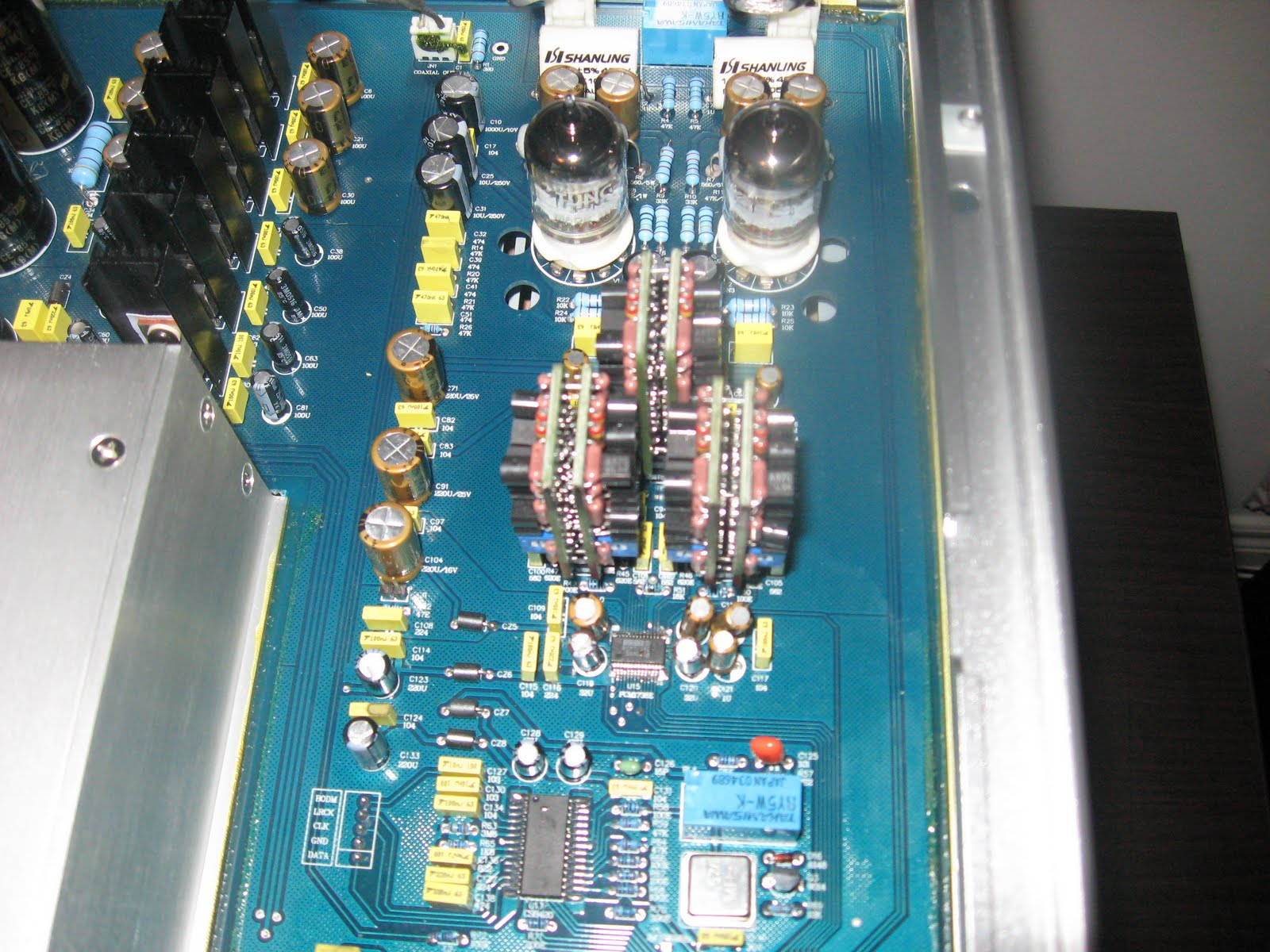 Cool Electronics Circuits March 2011 Burson Audio Shangling Cd 80 Player Discrete Opamp Upgrade By Antonio T