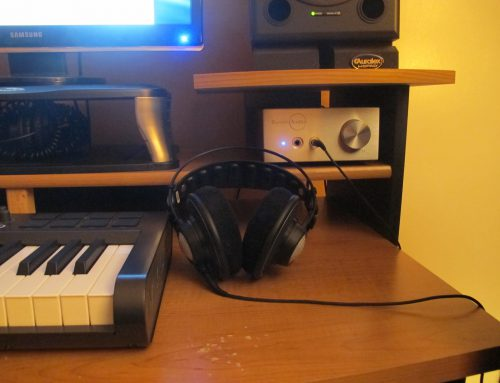 Burson HA-160 with AKG K702 feedback by Kevin C.