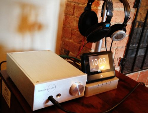 Burson HA-160 with Arcam rDAC and Grado PS 500 feedback by Darren B.
