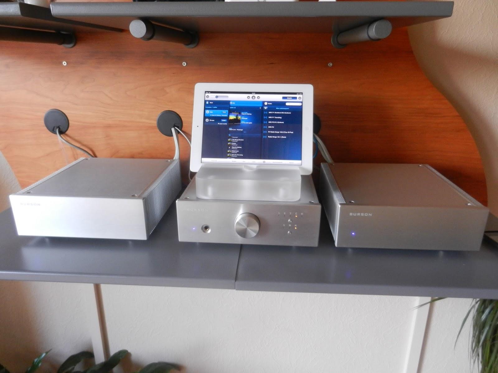 Power amplifier mono block preamp USB DAC