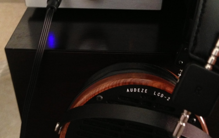 Burson Soloist with Audeze LCD-2 feedback by Nuno B.