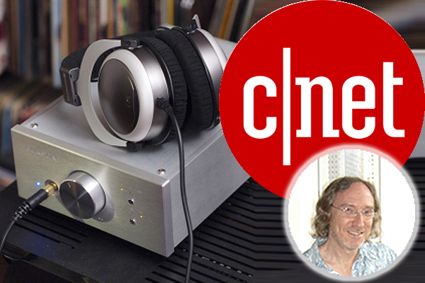 CNet's Soloist headphone amplifier Review by Steve Guttenberg