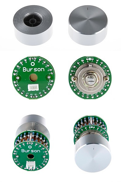 Burson High Resolution Volume Control