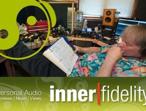 Innerfidelity Headphone Amp Report By Tyll Hertsens (Chief Editor)