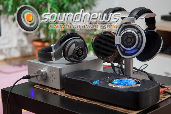 Soundnews Soloist headphone amplifier and Audeze LCD-3 Review By Darku