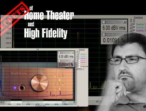 Home Theater HiFi & Burson Soloist By Stephen Hornbrook