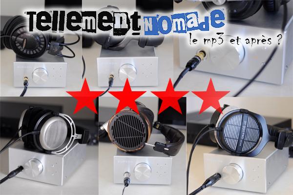 Audeze LCD-3 Beyerdynamic T1 Beyerdynamic DT990 headphone amplifier