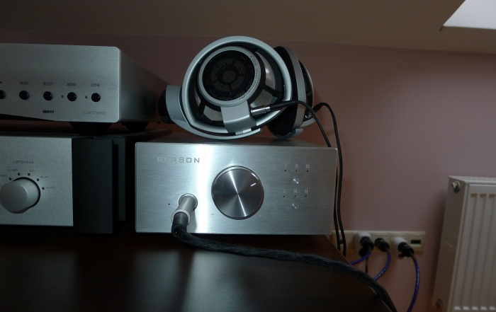 Burson Soloist with HD800 feedback by Rolandas P.