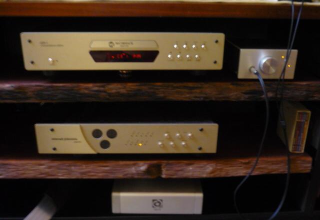 Sennheiser HD650 Soloist SL headphone amplifier