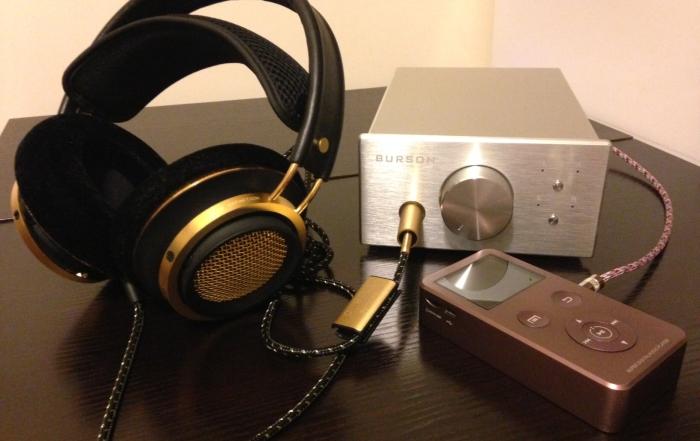 Philips Fidelio X1 headphone amplifier