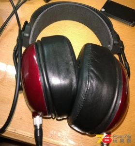 Audeze LCD-X Alpha Dog Ultrasone Edition 5 headphone amplifier