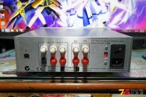 Audeze LCD-X headphone amplifier 耳放