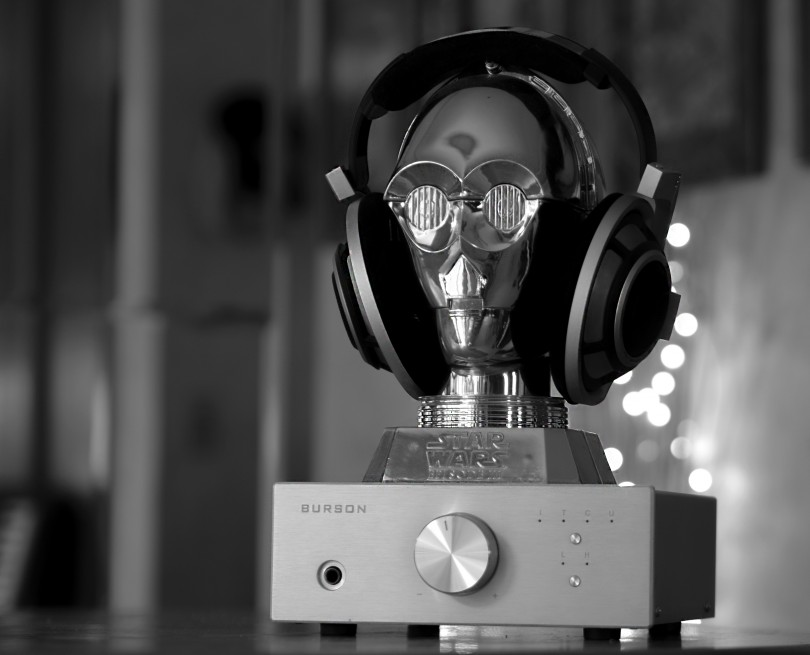 Sennheiser HD800 amp