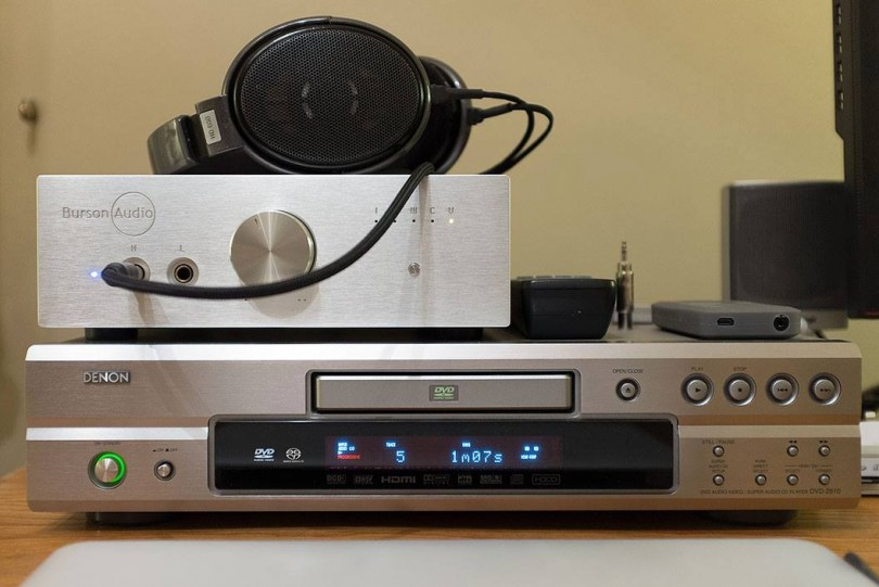 Sennheiser HD650 amp