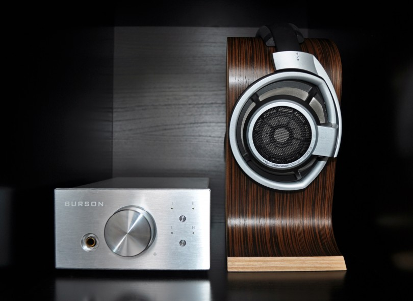 Sennheiser HD800 headphone amp