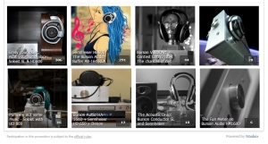 Sennheiser/Burson visual art contest