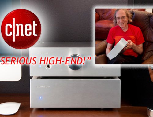 Burson Timekeeper power amplifier review – Cnet