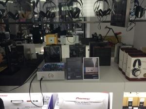 Audeze HMV Hong Kong headphone amplifier