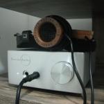 Grado RS! headphone amp