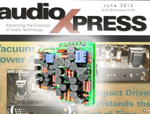 Audio Express Review 3rd Gen Supreme Sound Opamp
