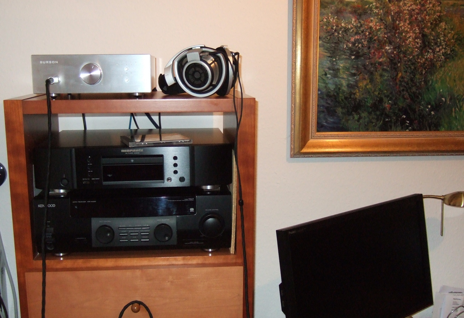 Sennheiser Hd800 Page 2 Burson Audio Hd 800 Dynamic Stereo Headphone With Conductor Amp Usb Dac
