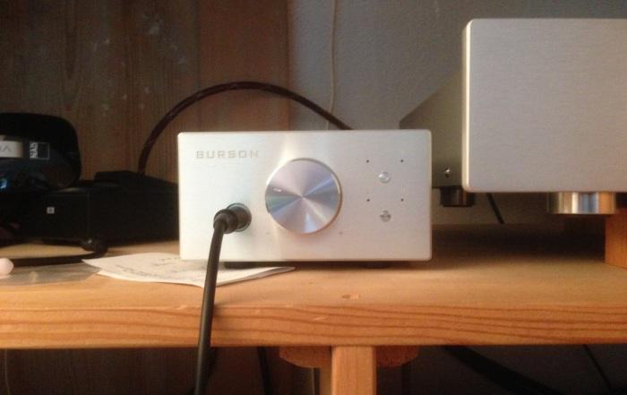Grado headphone amplifier