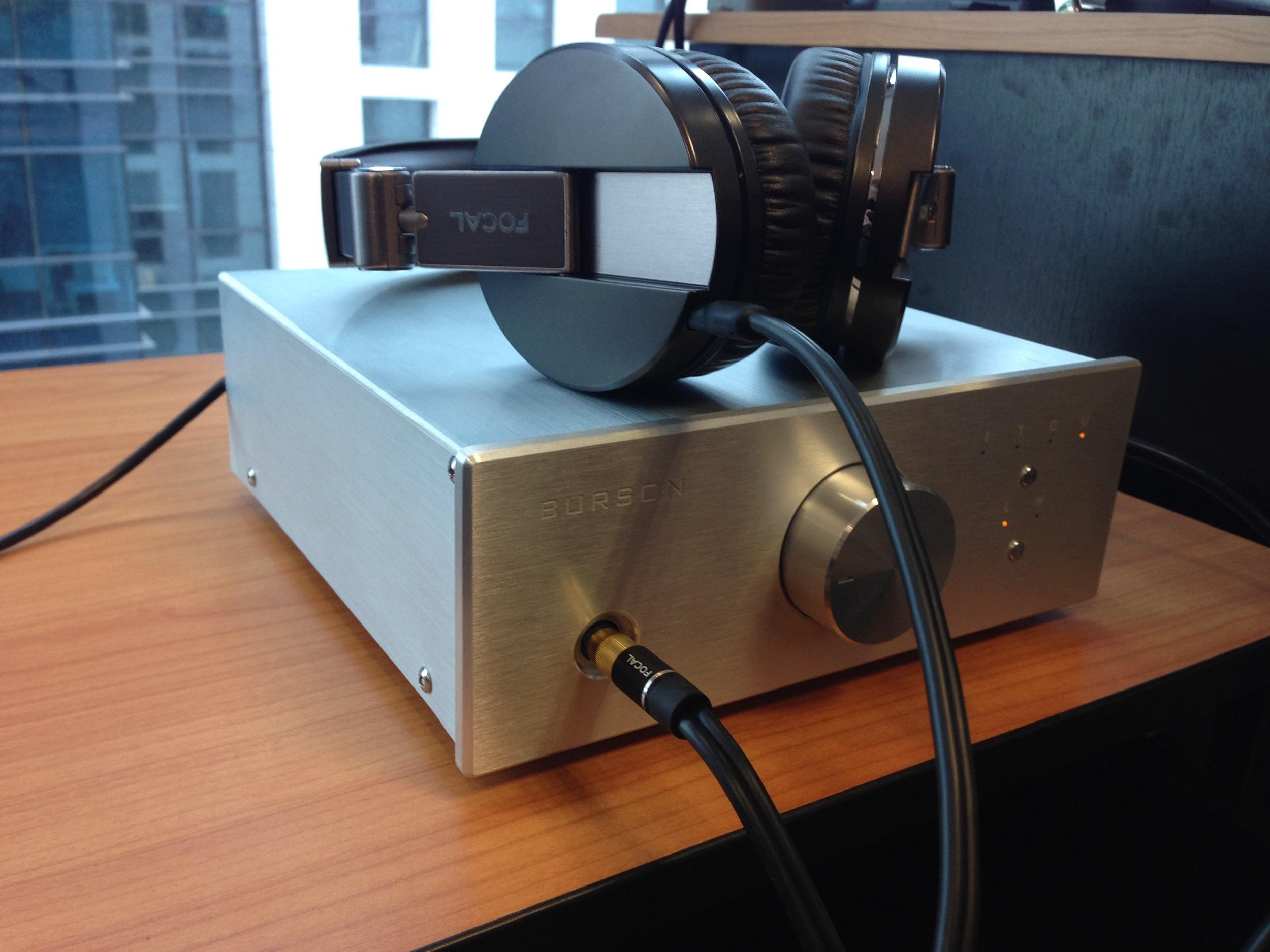 Focal Spirit Classic headphone amp USB DAC