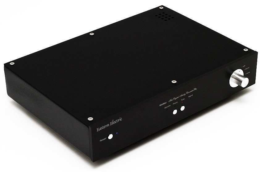 Minimax DAC upgrade Burson opamp