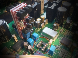 Minimax DAC upgrade burson supreme opamps