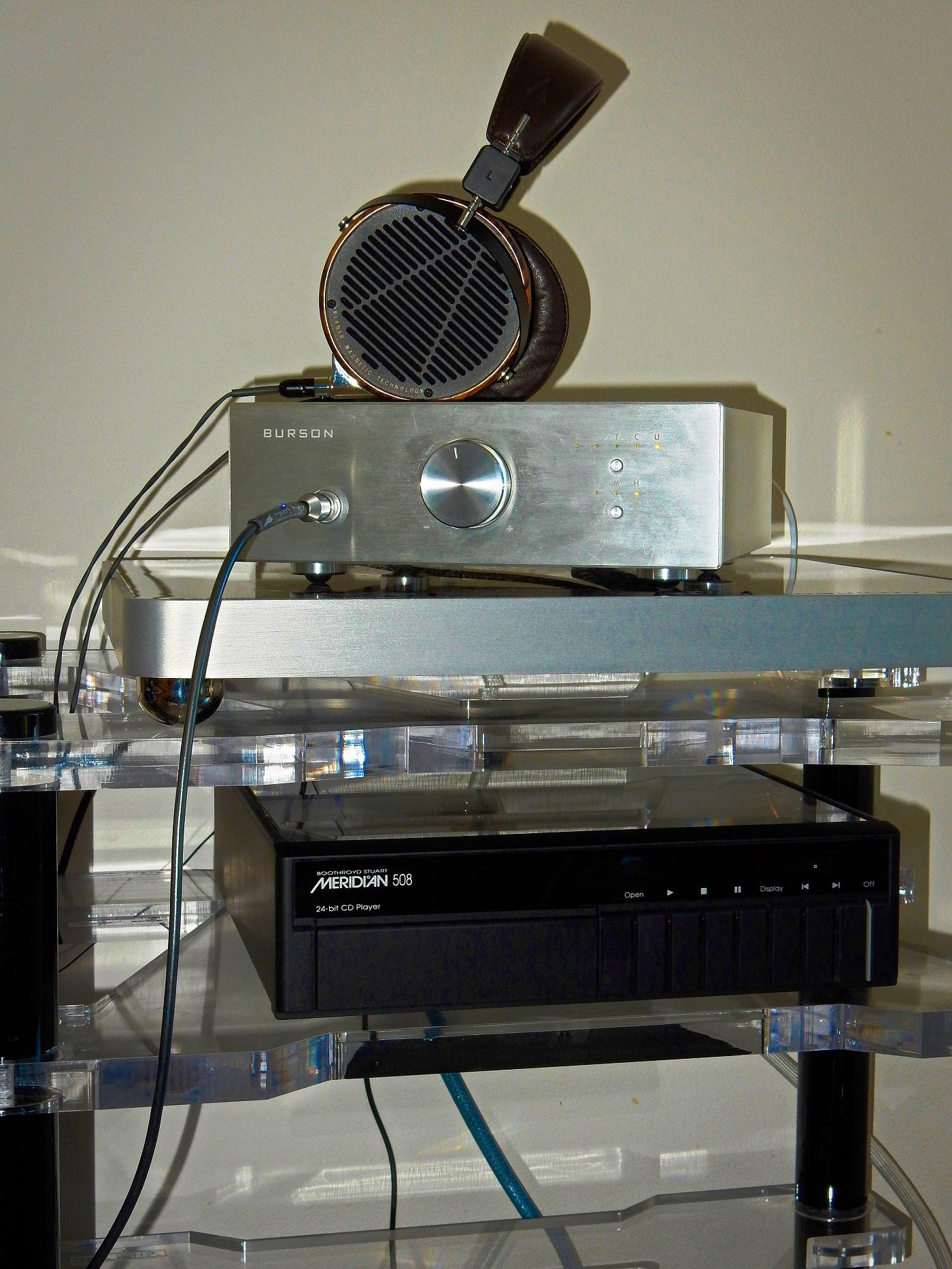 AUdeze LCD-3 headphone amplifier