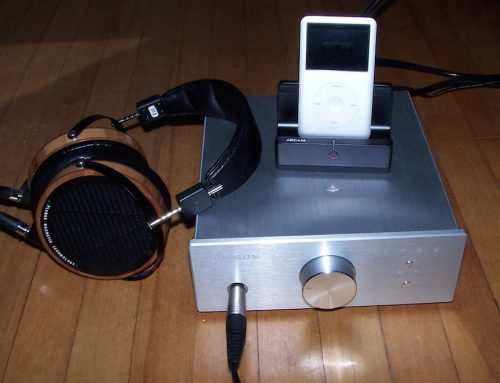Conductor SL 1793 AMP DAC with Audeze LCD-2