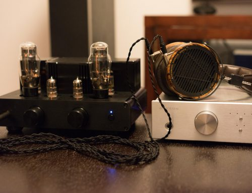Conductor SL Headphone Amp/DAC with Audeze LCD3 by Ian F.