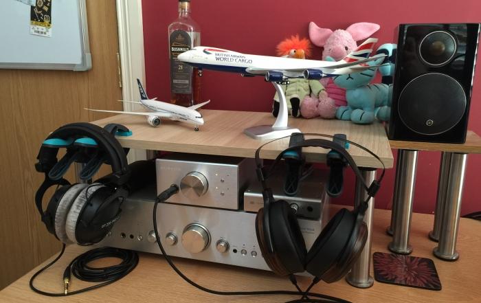 HE-560 best headphone amp