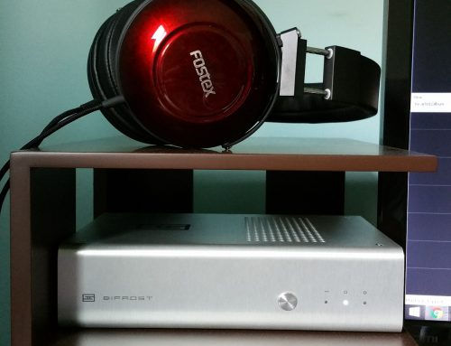 Fostex TH-900 with Soloist Headphone Amp/Preamp by Thomas H.