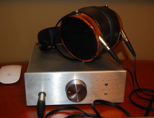 Conductor SL9018 Headphne amplifier/Dac with Audeze LCD-3 by Andy