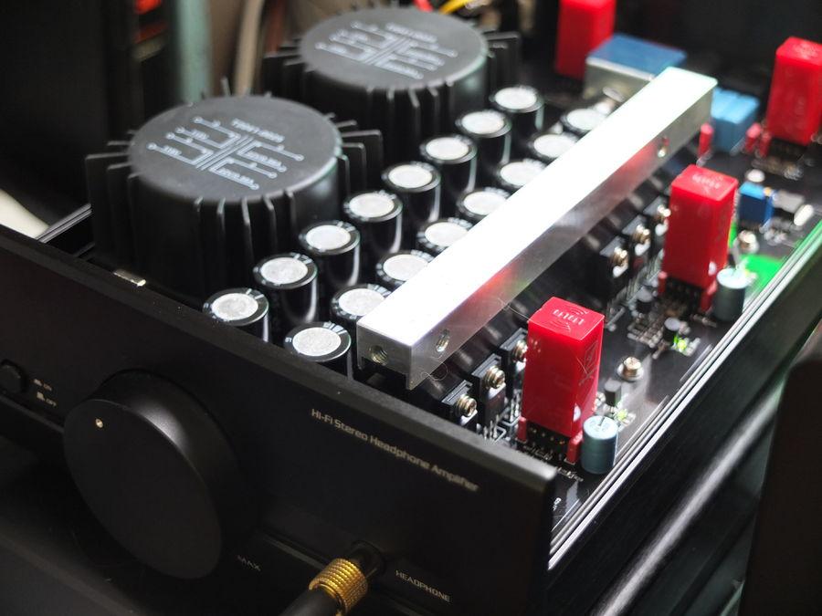 Gustard H10 Discrete op-amp