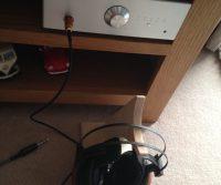 Audeze LCD-XC Headphone amp