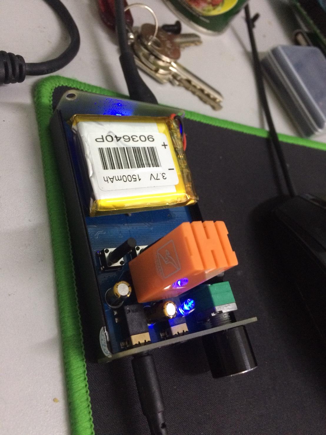 Zishan Z2 903604p With Burson V6 Classic Opamp Upgrade Audio Op Amp Wiring