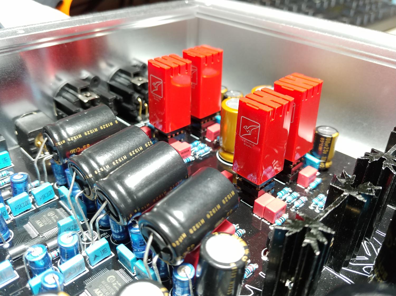 DIY dual mono AKM4497 DAC with Burson V6 Opamp – Burson Audio