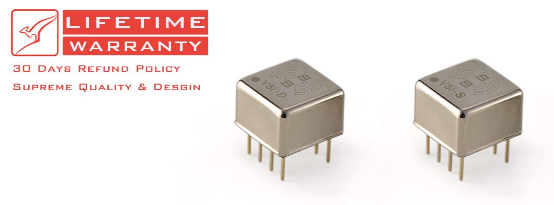 V5i-D Burson Discrete Dual Op Amp Upgrade OPA2604 AD827 OPA1612 AD8620 AD823