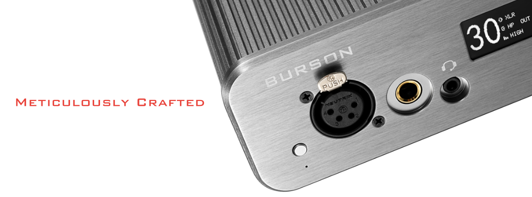 Burson Soloist 3XP